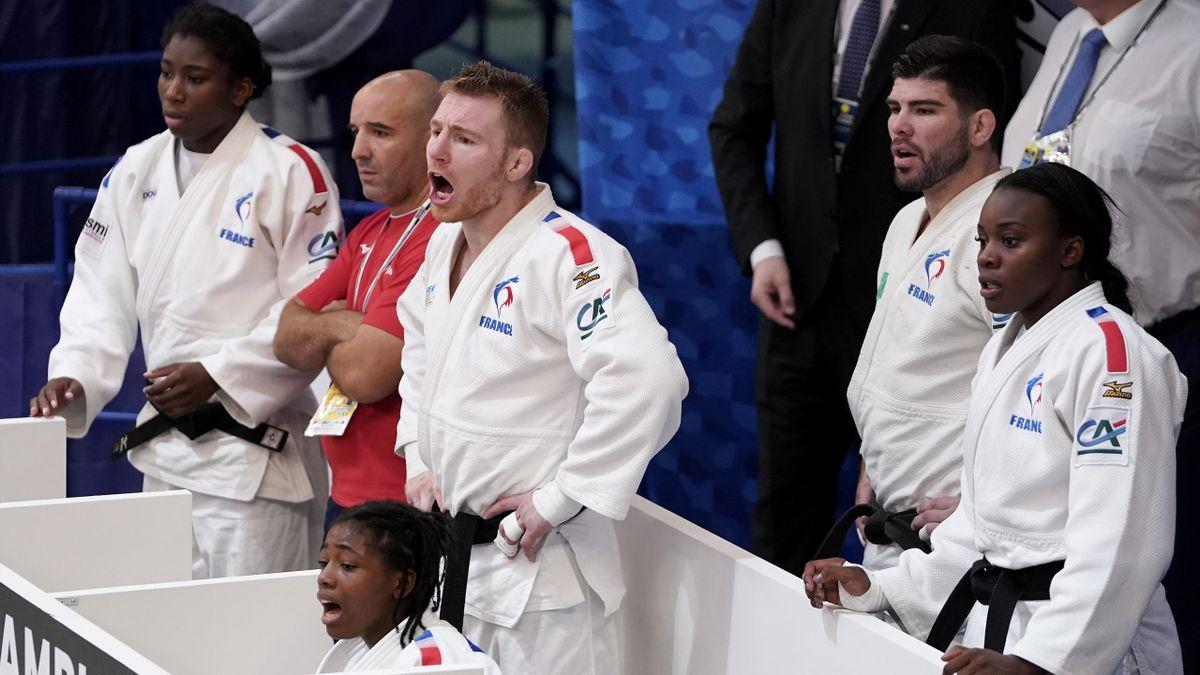 Equipe de France mixte de judo