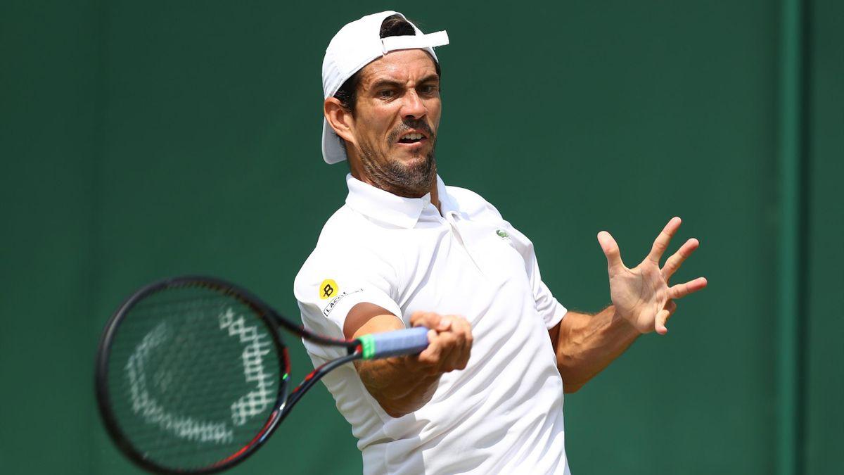 Guillermo García-López - Wimbledon 2018