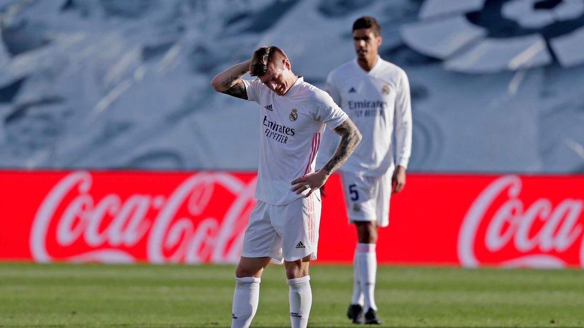 Toni Kroos y Raphaël Varane (Real Madrid)