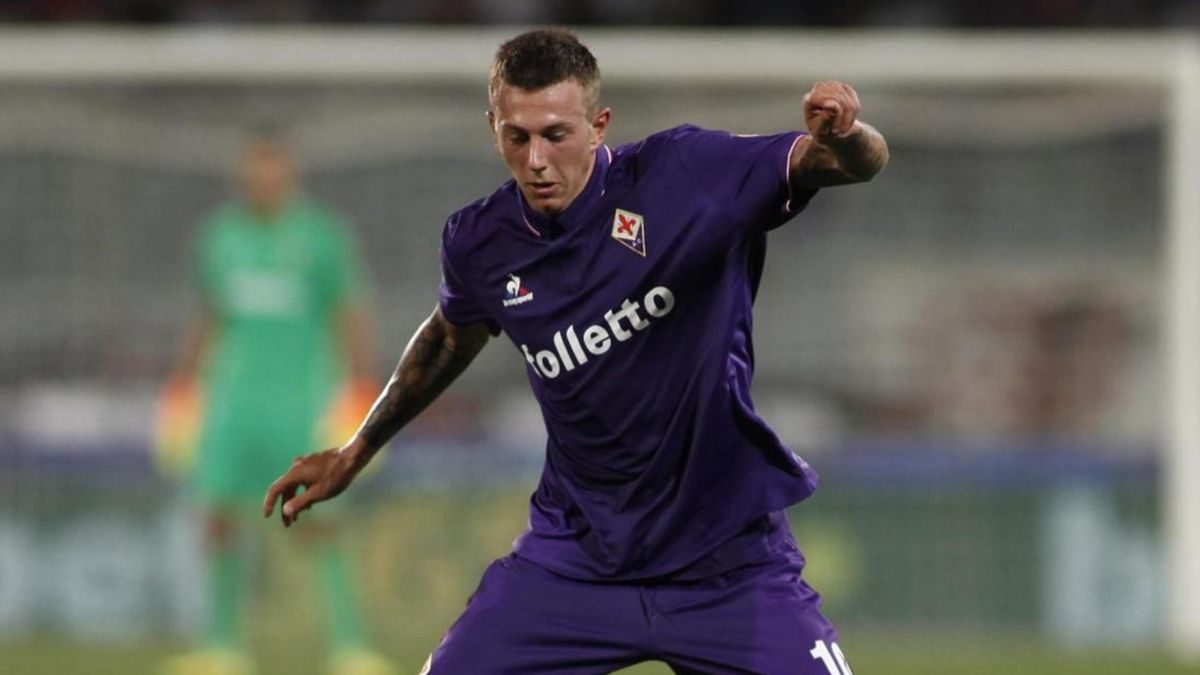 Federico Bernardeschi - Fiorentina 2016