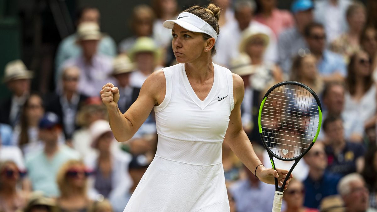 Simona Halep gewinnt Wimbledon 2019
