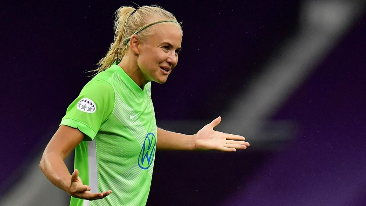 Pernille Harder - VfL Wolfsburg