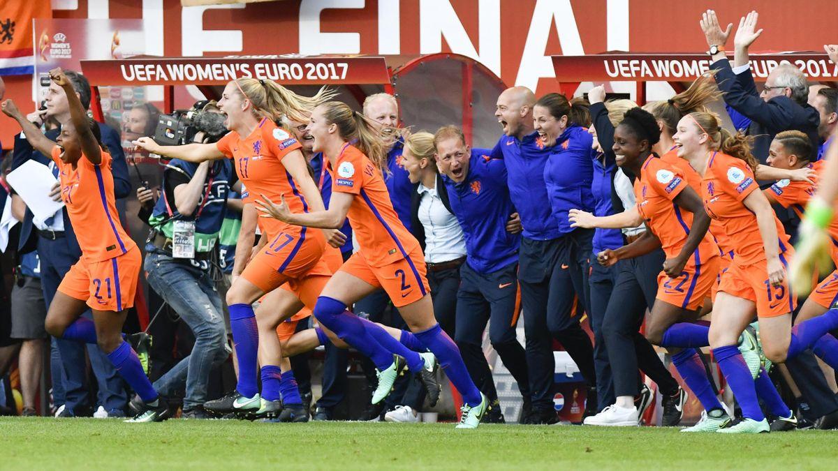 Nederland EM-gull