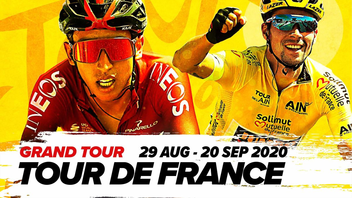 Tour de France: Stage 1 highlights (ITA)