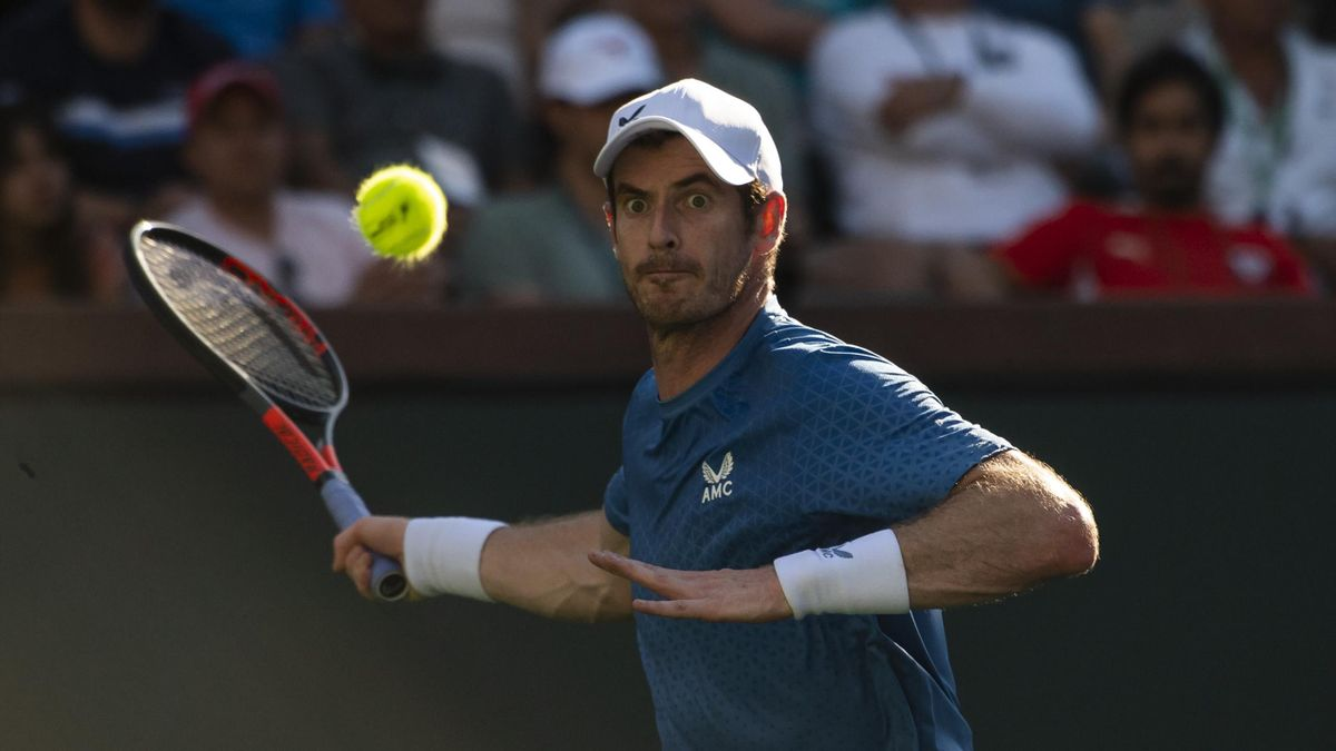 Andy Murray (Masters 1000 Indian Wells 2021)