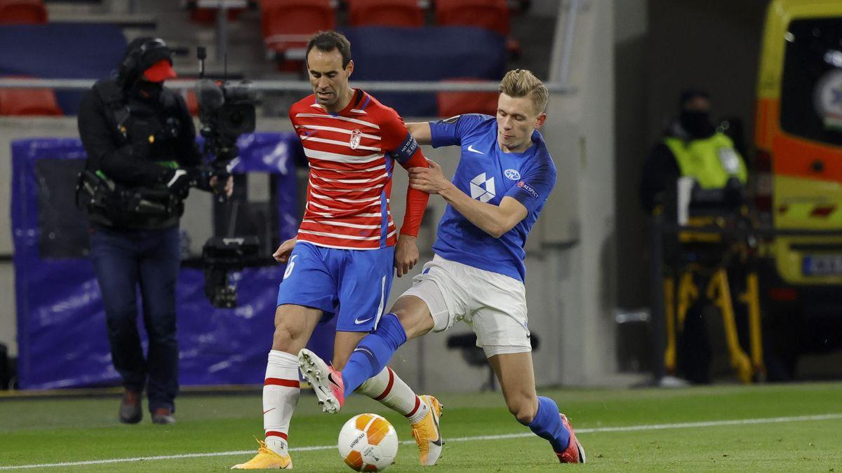 Molde-Granada: Los nazaríes hacen historia - Eurosport