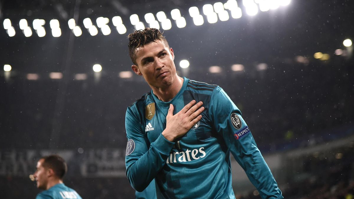 The Incredible Stats Behind Cristiano Ronaldo S Record Breaking Night For Real Madrid At Juventus Eurosport