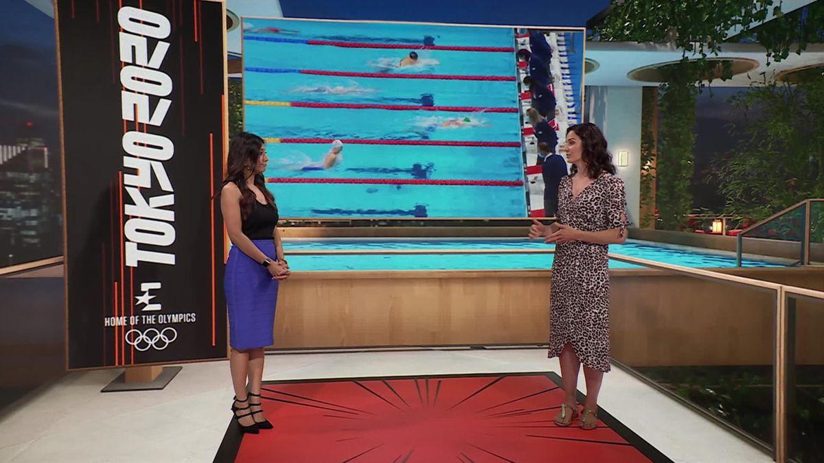 'Incredible achievements' Keri-anne Payne on Duncan Scott and Tatjana Schoenmaker's pool heroics