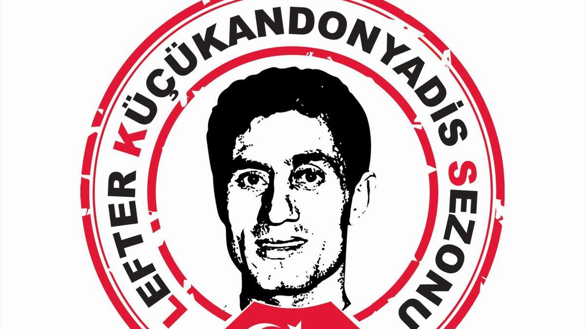 Spor Toto Süper Lig 2018-2019 sezonu logo (Lefter Küçükandonyadis sezonu)