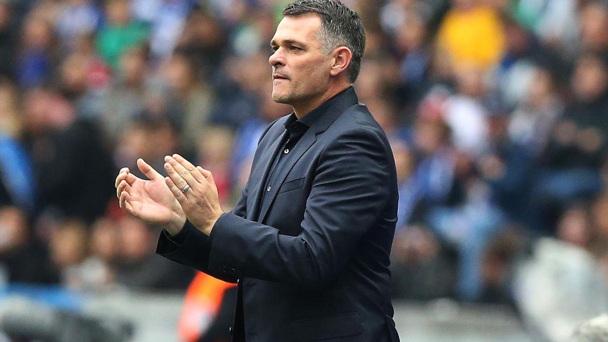 Willy Sagnol wird neuer Nationaltrainer Georgiens