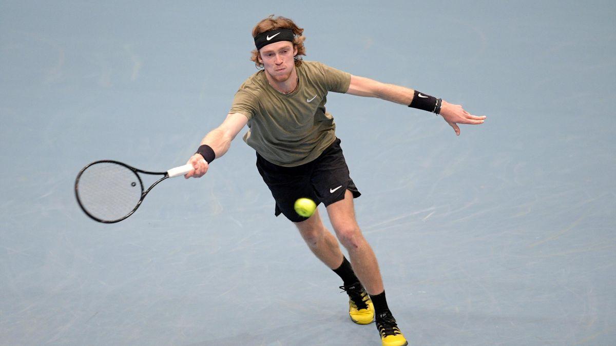 Andrey Rublev (ATP Wien)