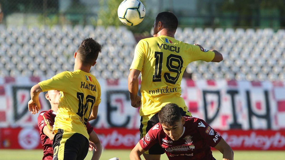 Rapid și Turris se vor lupta și în acest an pentru promovarea în Liga 1