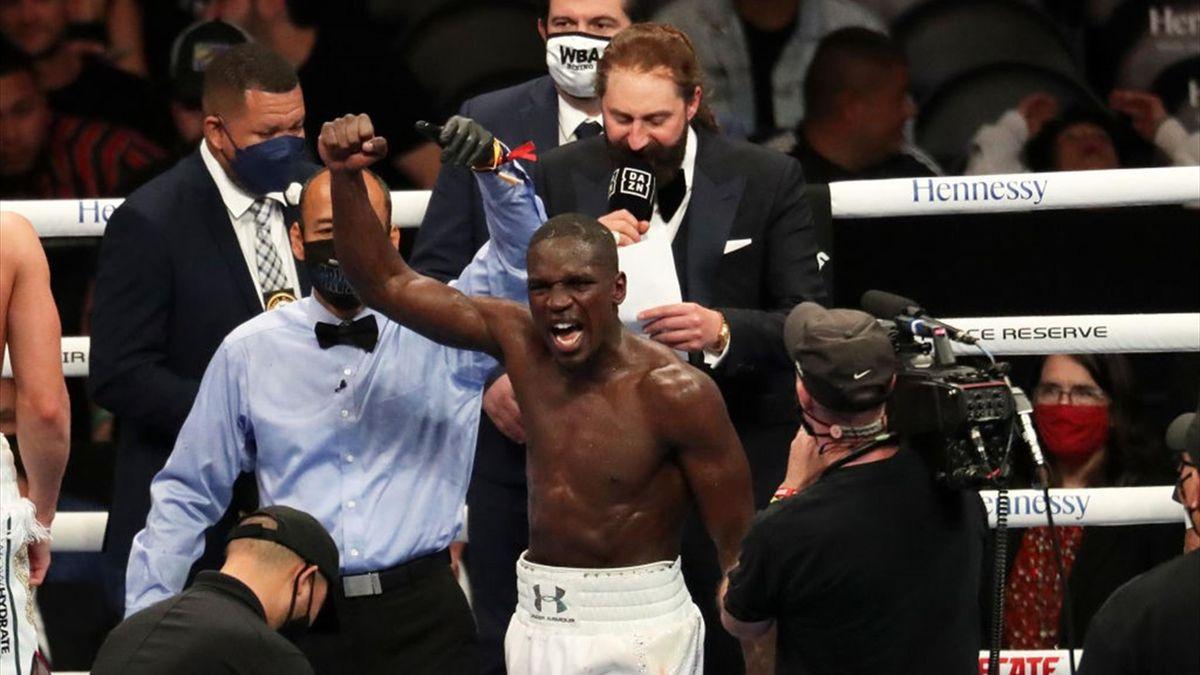 Souleymane Cissokho a remporté la ceinture WBA des super-welters