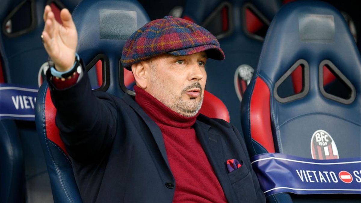 Mihajlovic - Bologna-Lazio - Serie A 2020/2021 - Getty Images