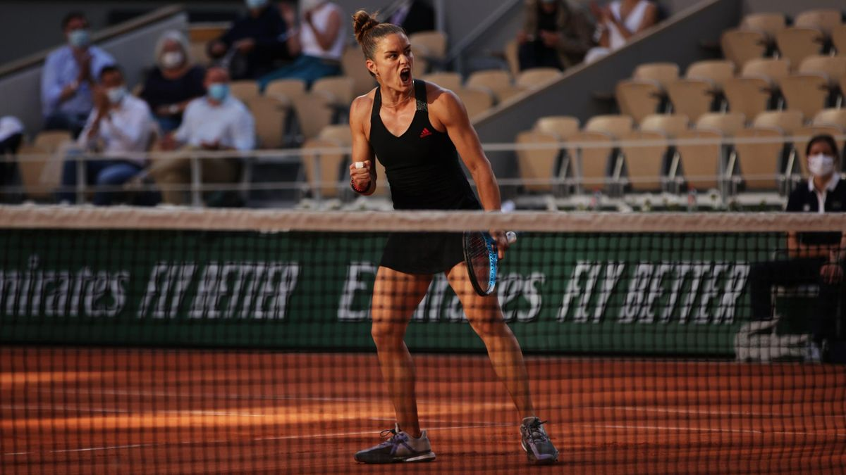 Maria Sakkari - French Open