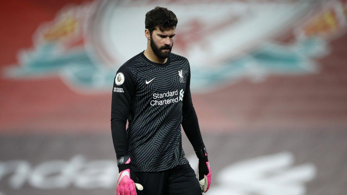 Alisson Becker - FC Liverpool