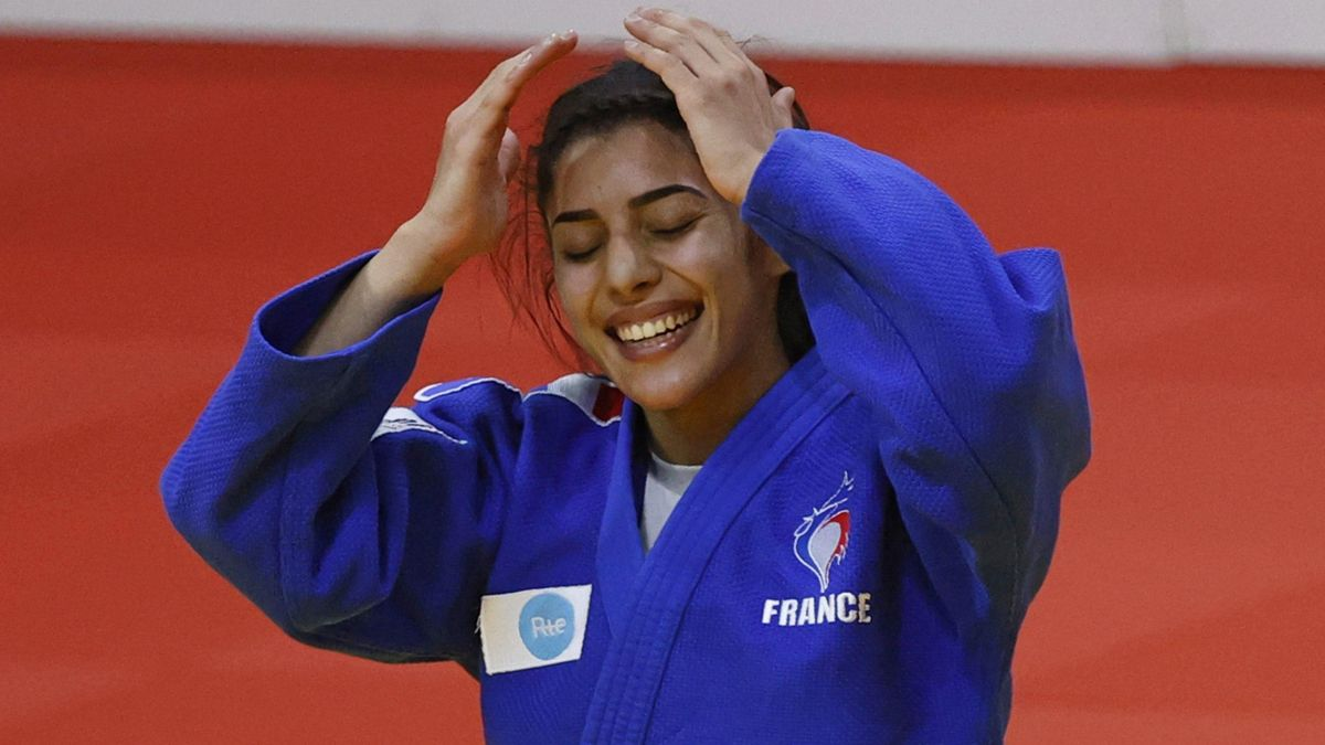 Shirine Boukli (France) / Grand Slam de Tel Aviv