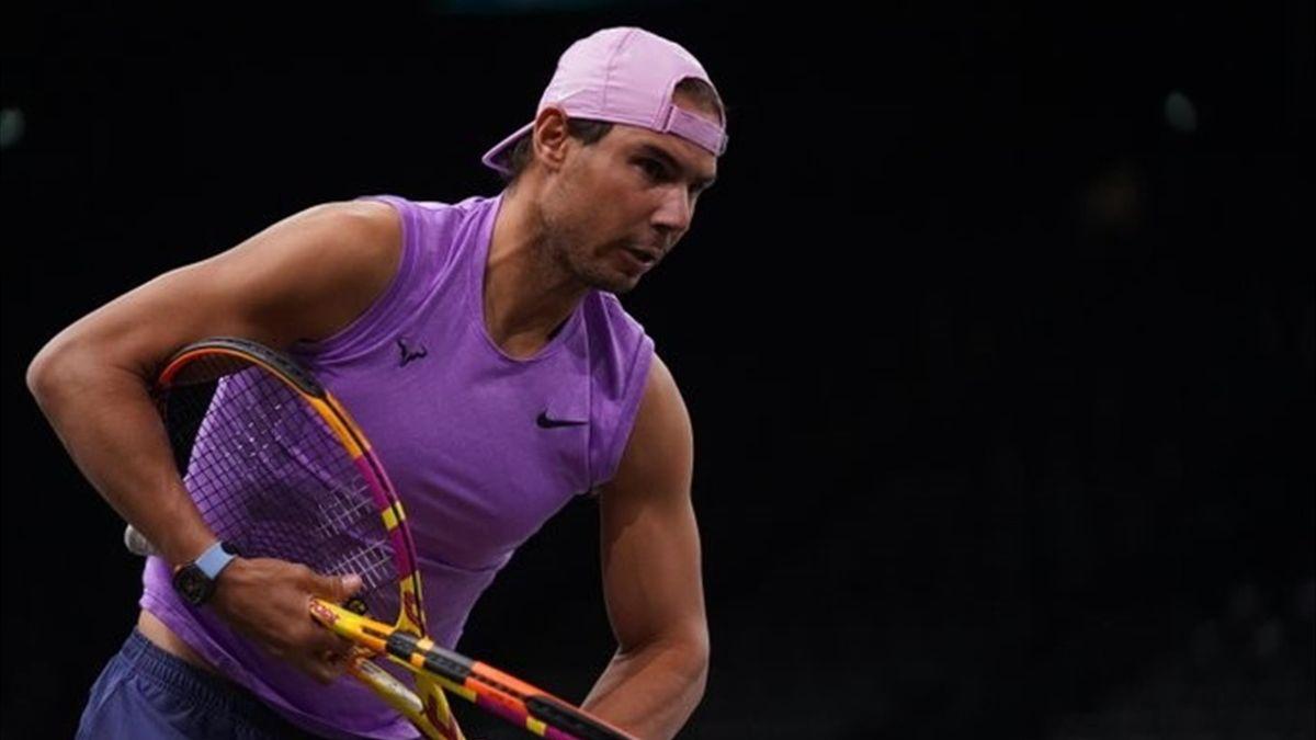 Rafael Nadal (Masters 1000 París-Bercy)