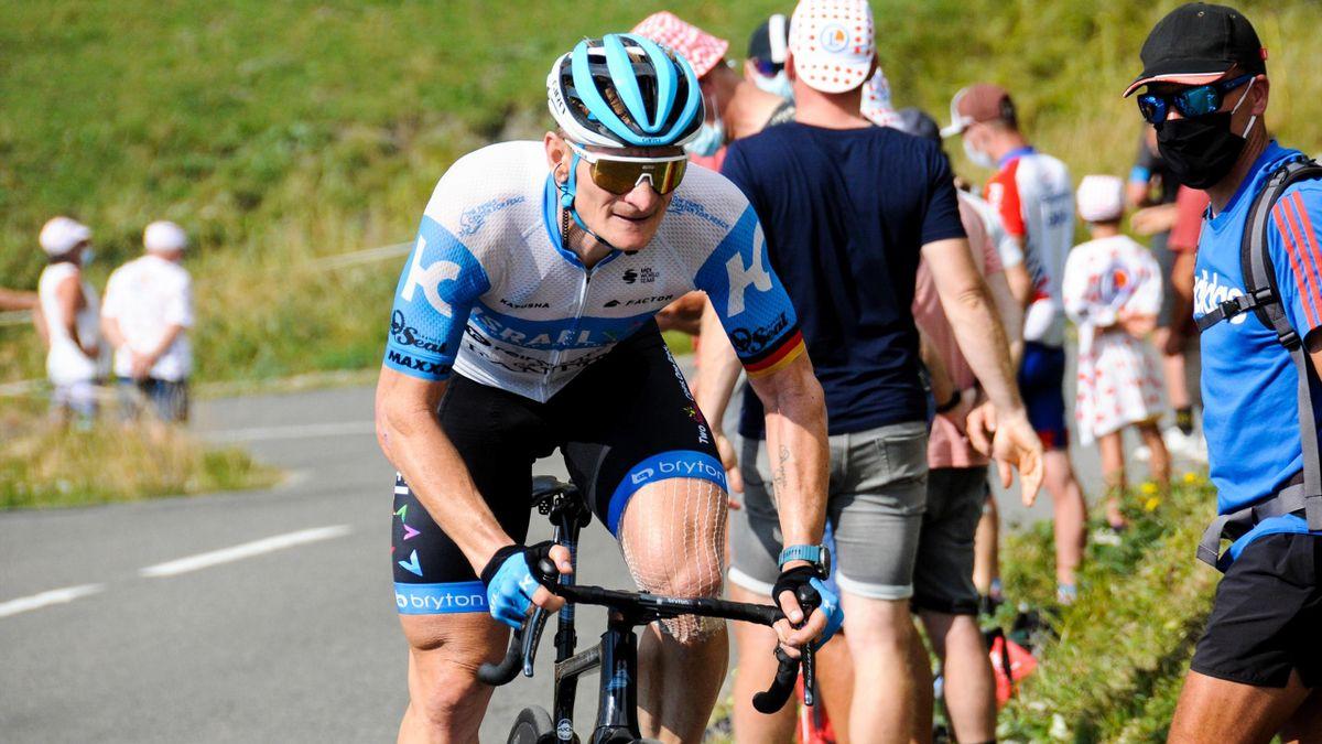 Hat die Tour de France vorzeitig aufgegeben: André Greipel