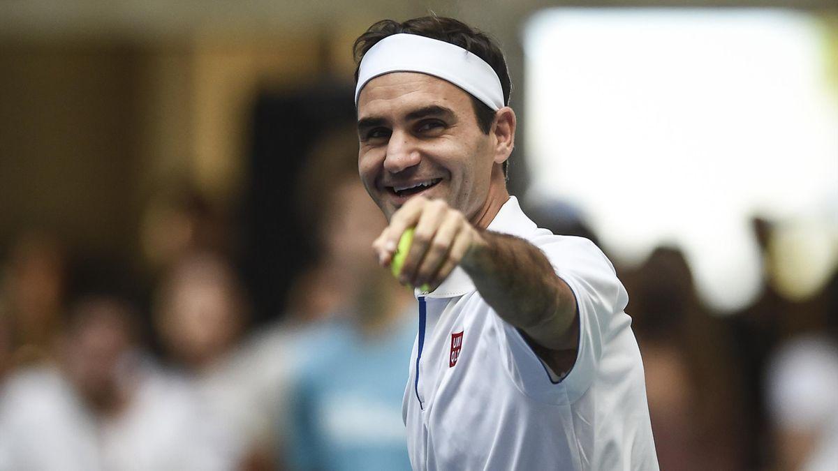 Roger Federer - Shomatch Buenos Aires