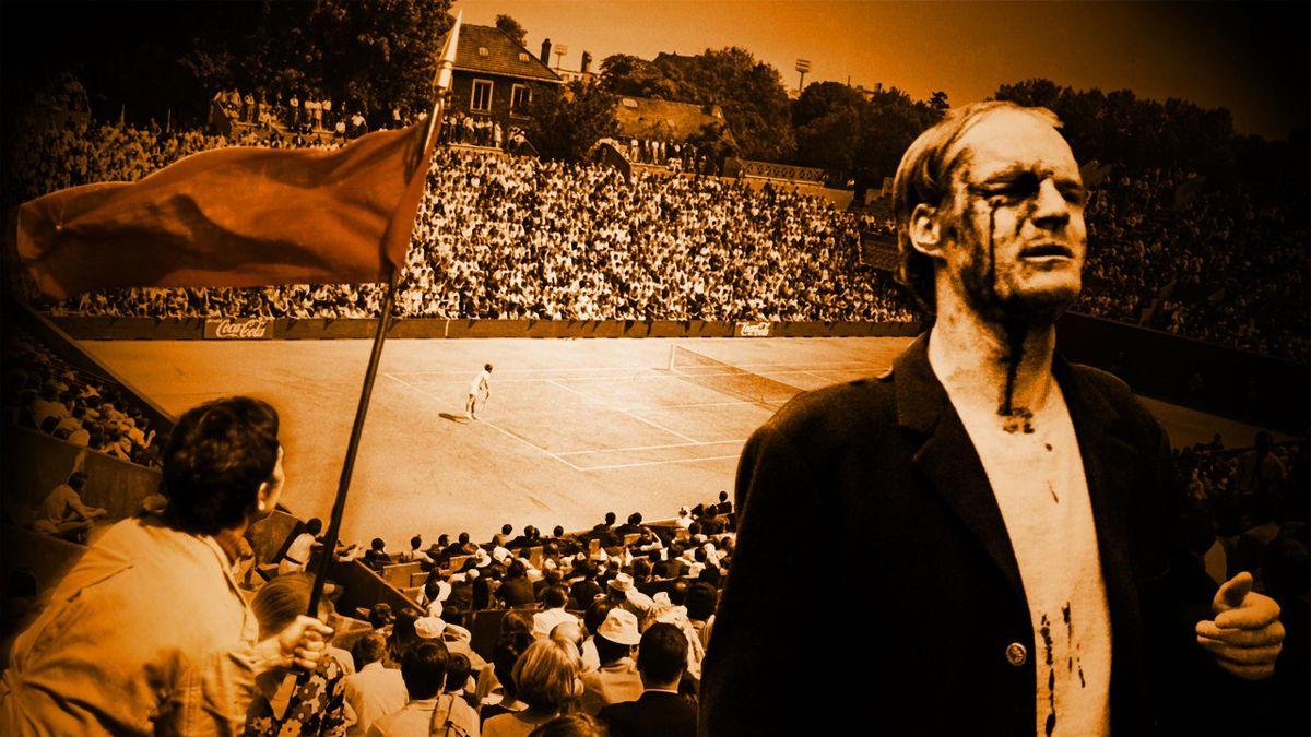 Mai 68 à Roland-Garros, l'autre révolution