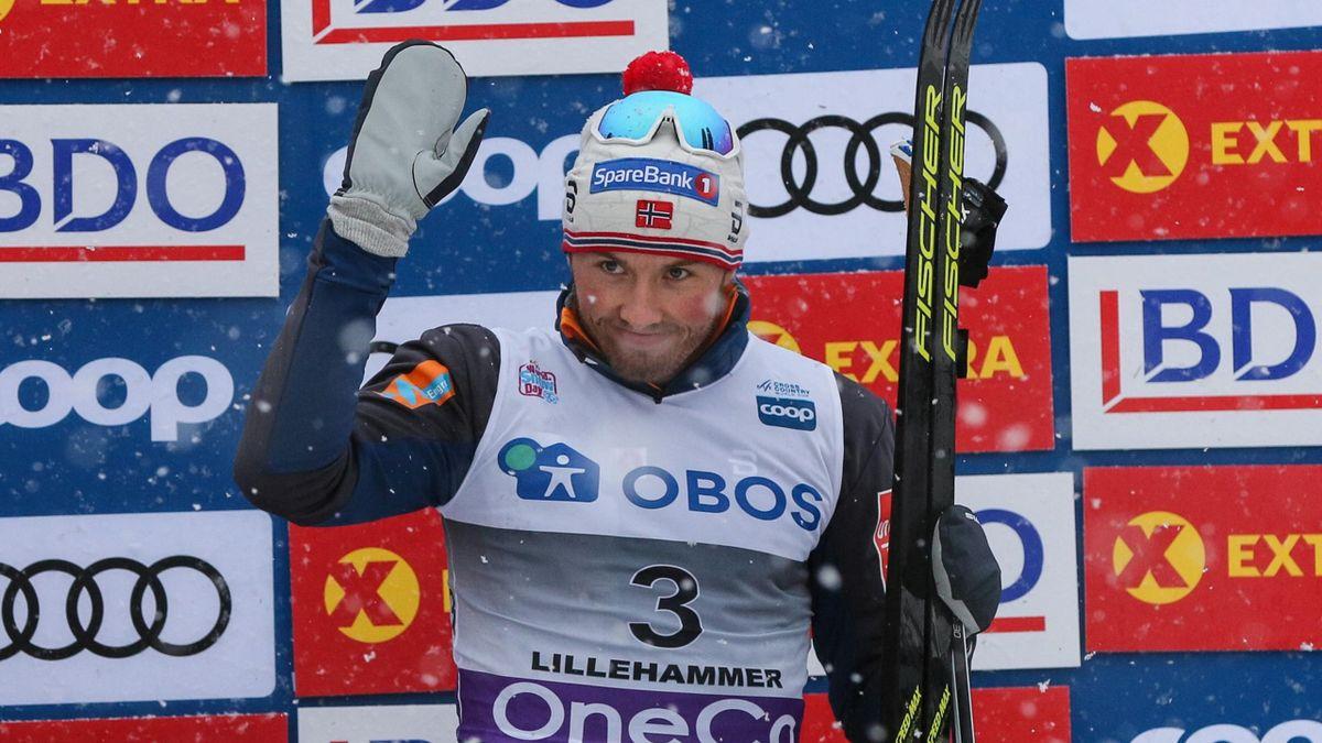Emil Iversen of Norway