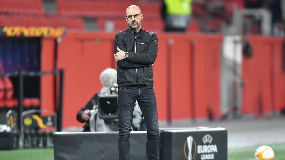 Peter Bosz - Bayer Leverkusen