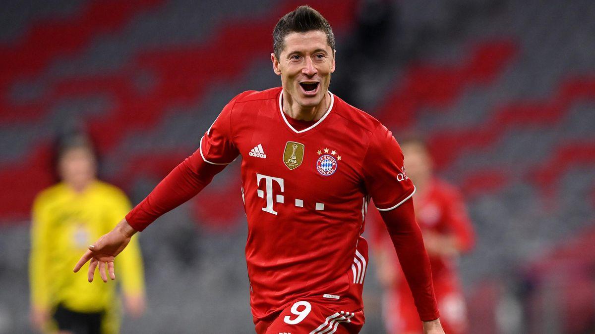 Robert Lewandowski - FC Bayern München