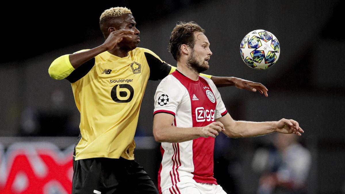Ajax - Lille