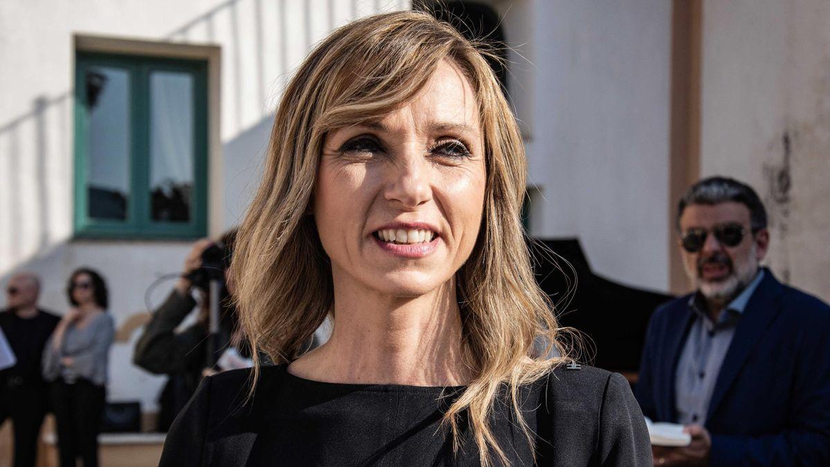 Valentina Vezzali, Imago