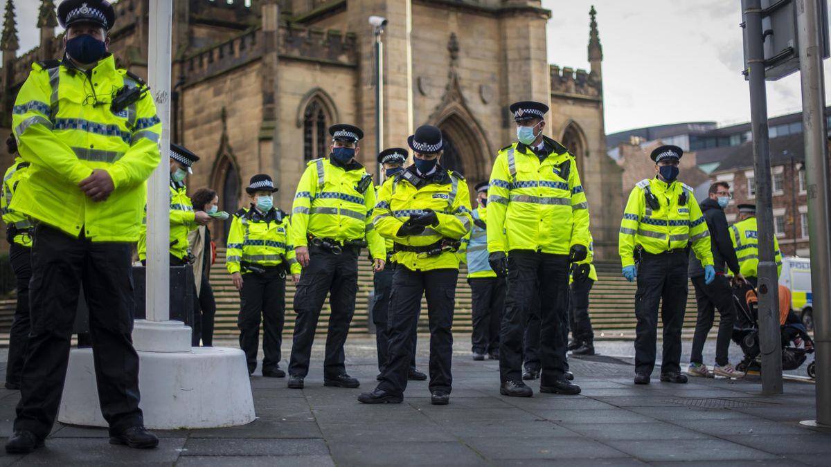 Liverpool polis