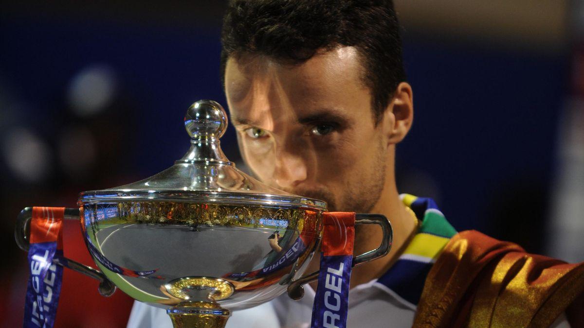 Roberto Bautista (ATP Chennai)