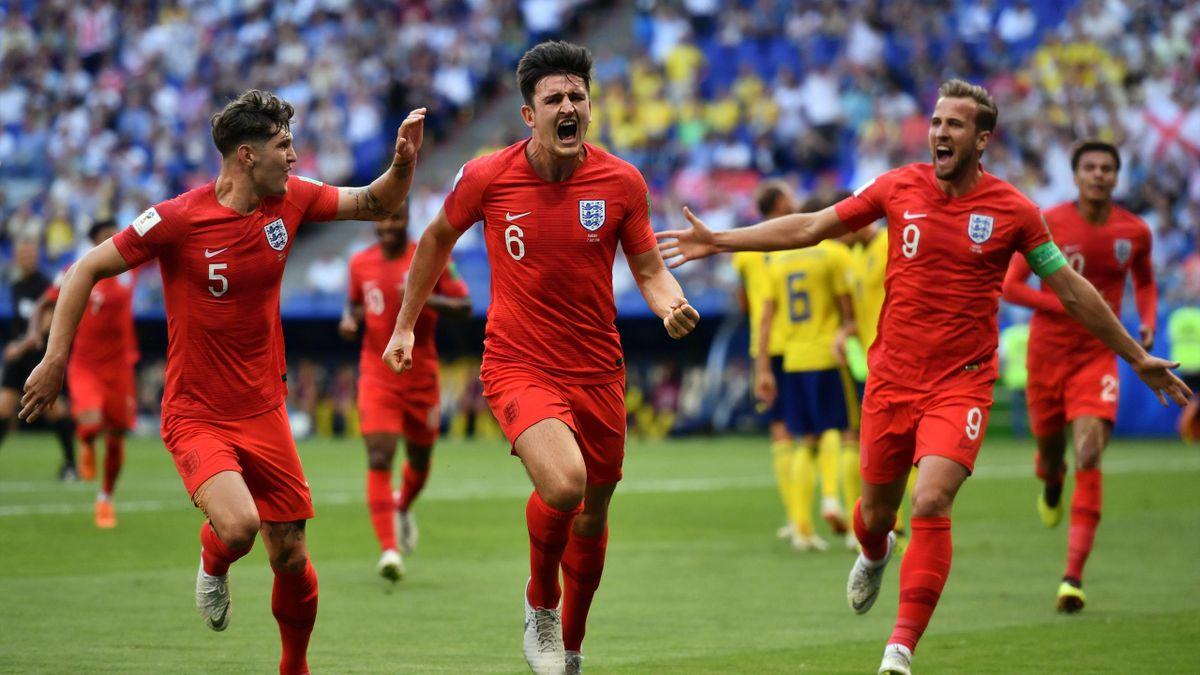 England steht im WM-Halbfinale