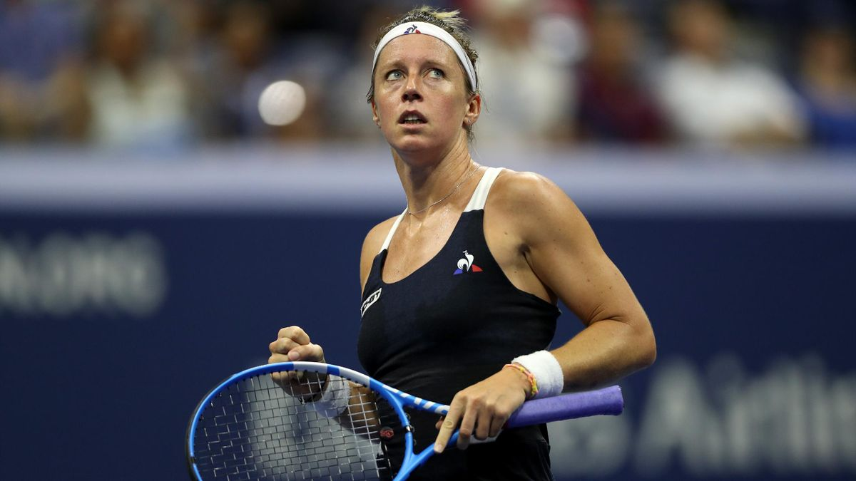 Pauline Parmentier - WTA Québec 2018