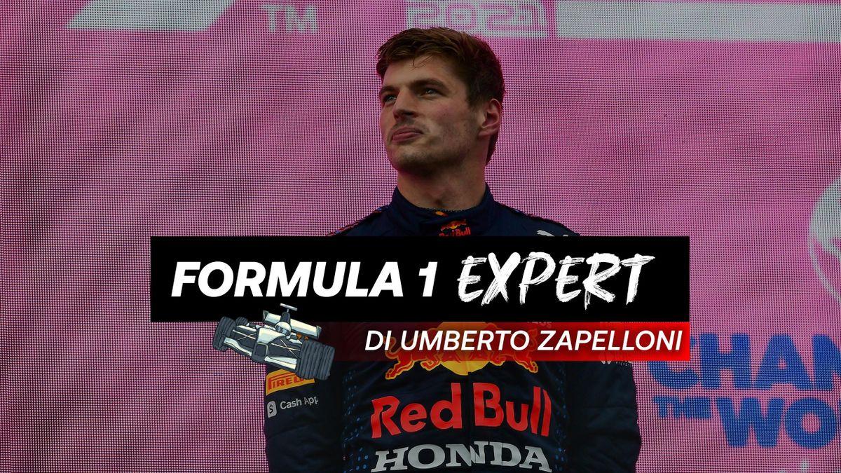 Formula 1 Expert, Max Verstappen