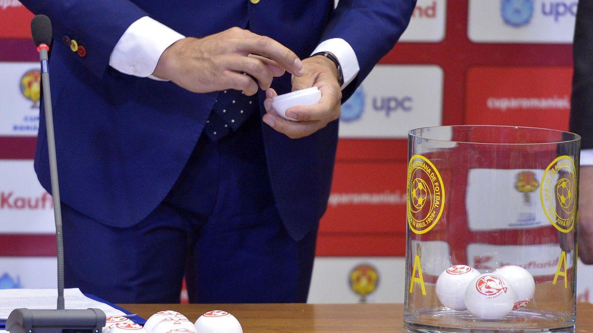 Tragere la sorți fotbal România