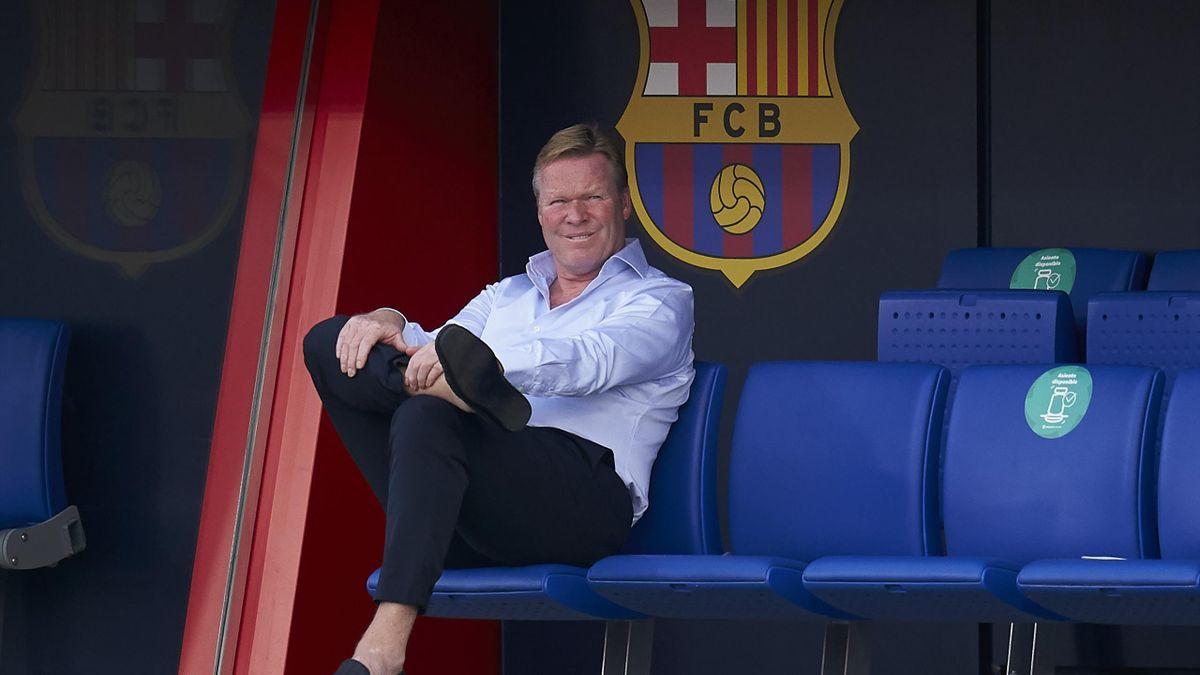 Ronald Koeman - Barcelona