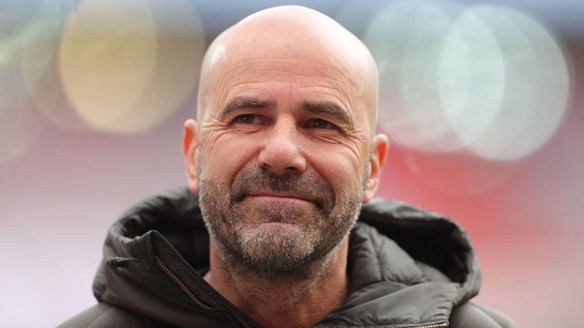 Peter Bosz, le nouvel entraîneur de l'OL
