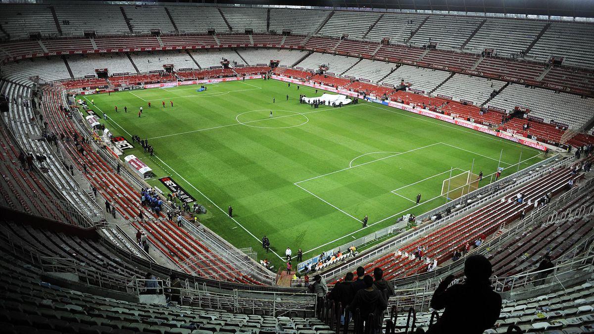 Estadio Ramón  Sánchez Pizjuan, FC Sevilla