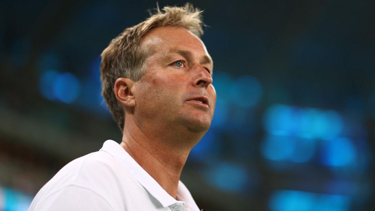 Dänemark-Trainer Kasper Hjulmand