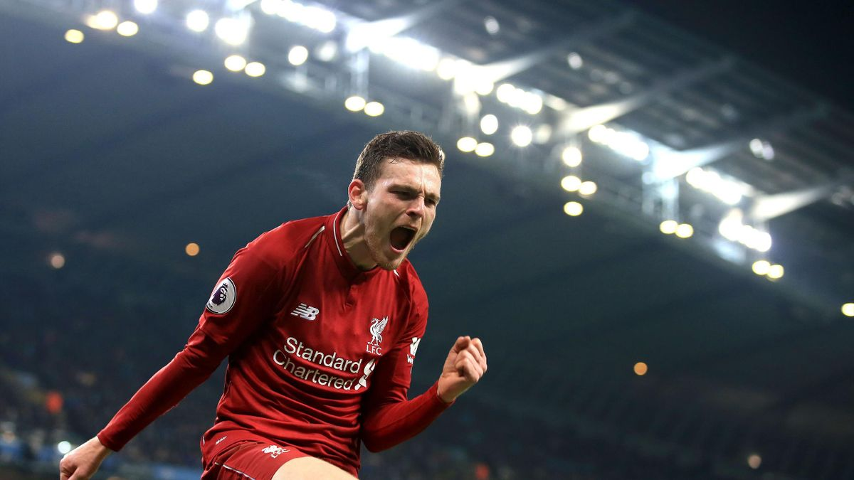Andy Robertson, euforic după ce Liverpool a cucerit titlul