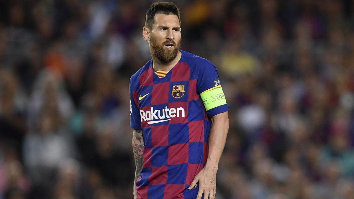 Lionel Messi a ales să meargă la Manchester City