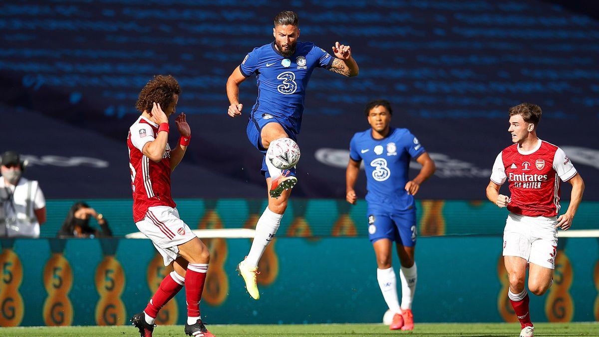Arsenal - Chelsea 2-1 în finala Cupei Angliei