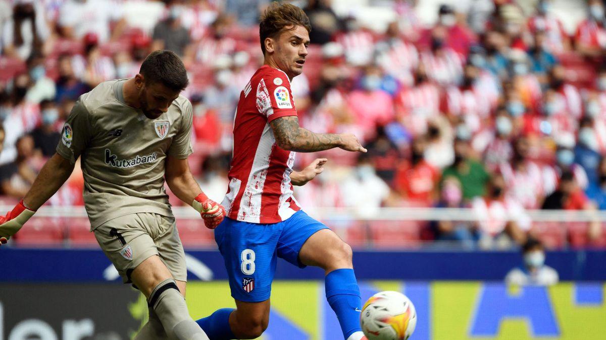 Atlético de Madrid-Athletic