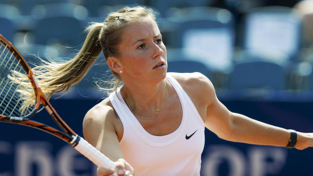 Annika Beck erreichte das Finale von Québec