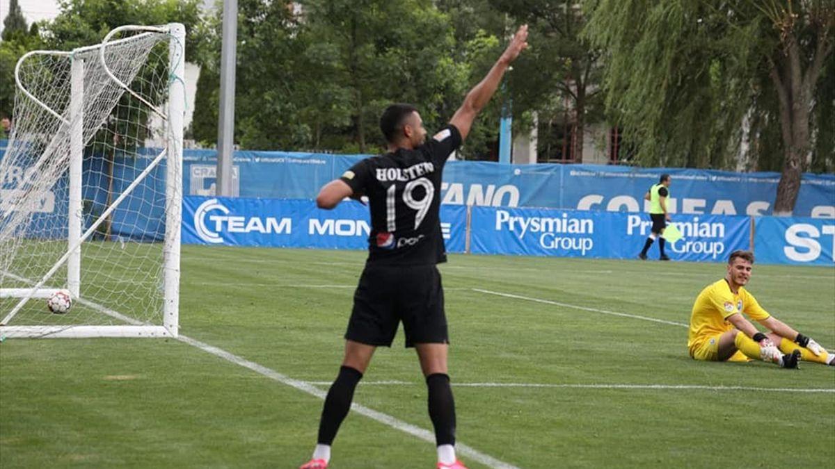 Craiova - Viitorul 0-3