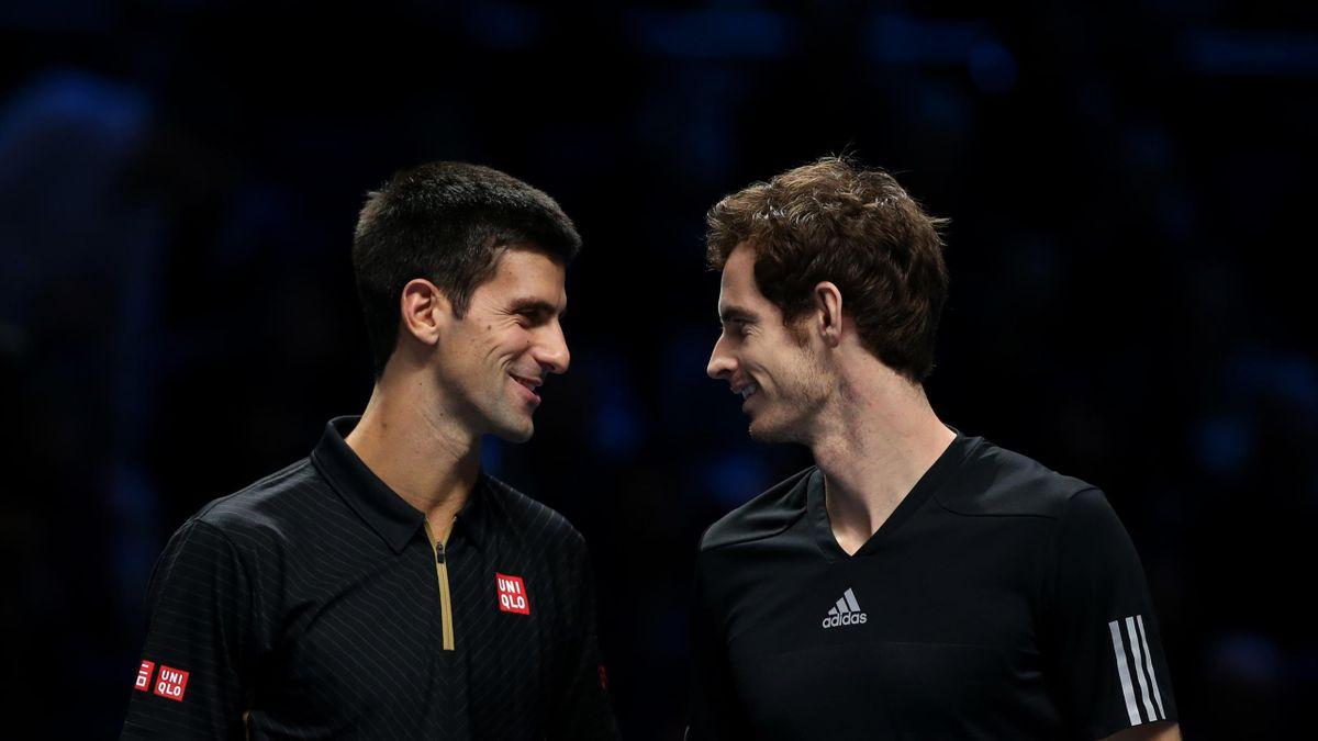 Djokovic, Murray, ATP Finals 2014