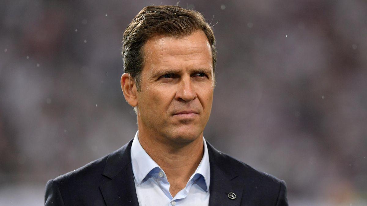 DFB-Manager Oliver Bierhoff ist zuversichtlich