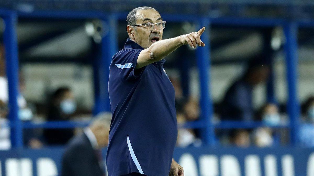 Maurizio Sarri, Lazio, Getty Images