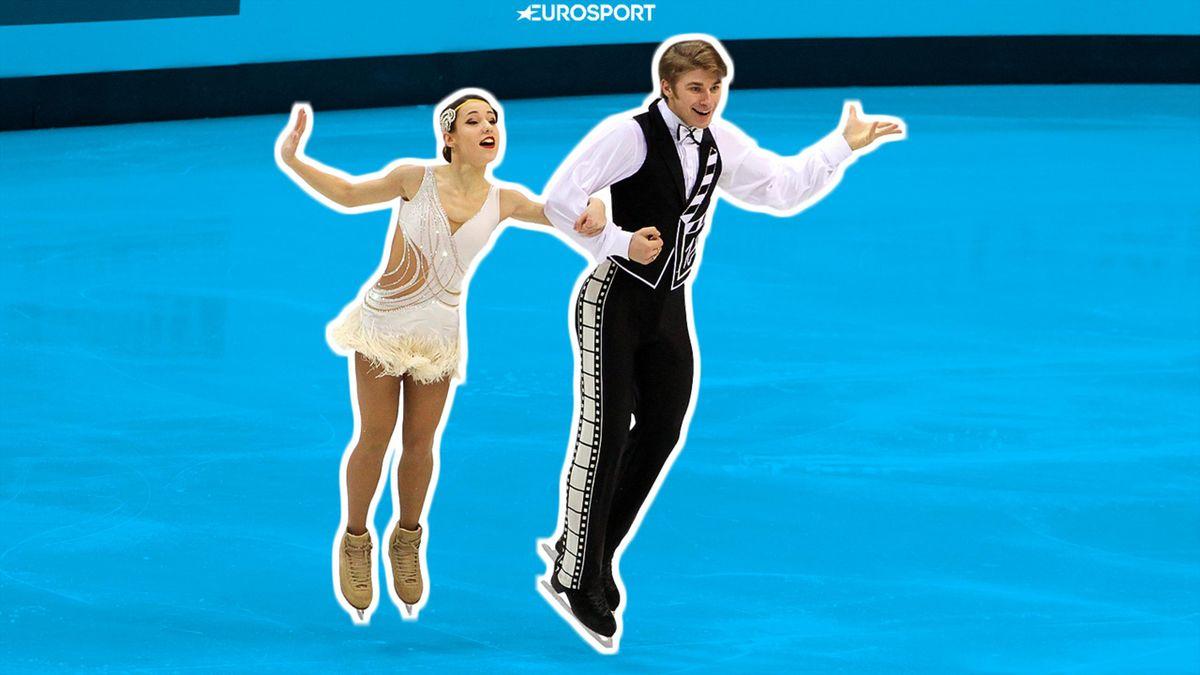 Алексей Рогонов и Кристина Астахова
